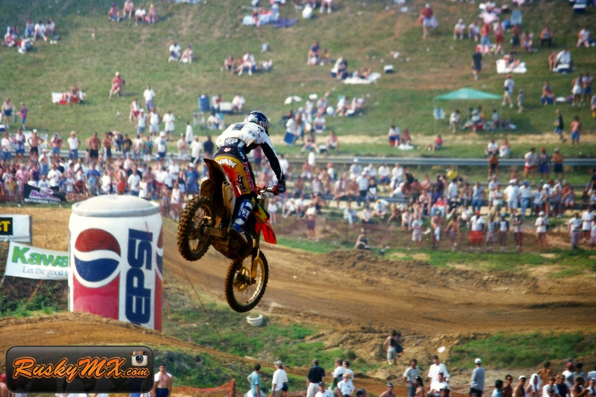 Jeremy McGrath Budds Creek 1996