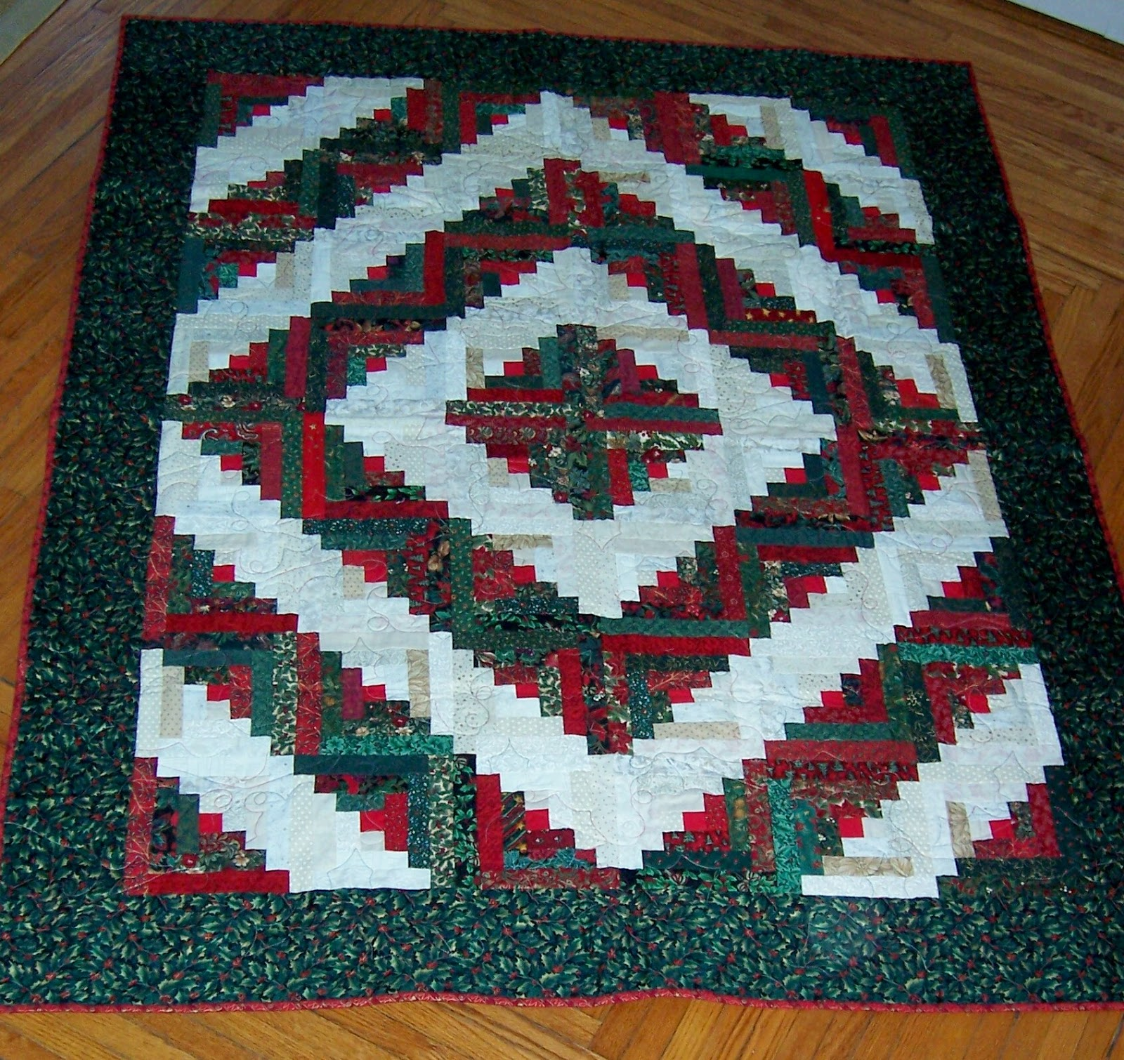 Quilting Patterns For Christmas : Quilting on Main Street: Christmas in July - Part 1