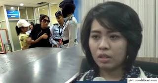 Petugas Bandara Korban Penamparan Istri Jenderal Ternyata Anak Anggota TNI AD