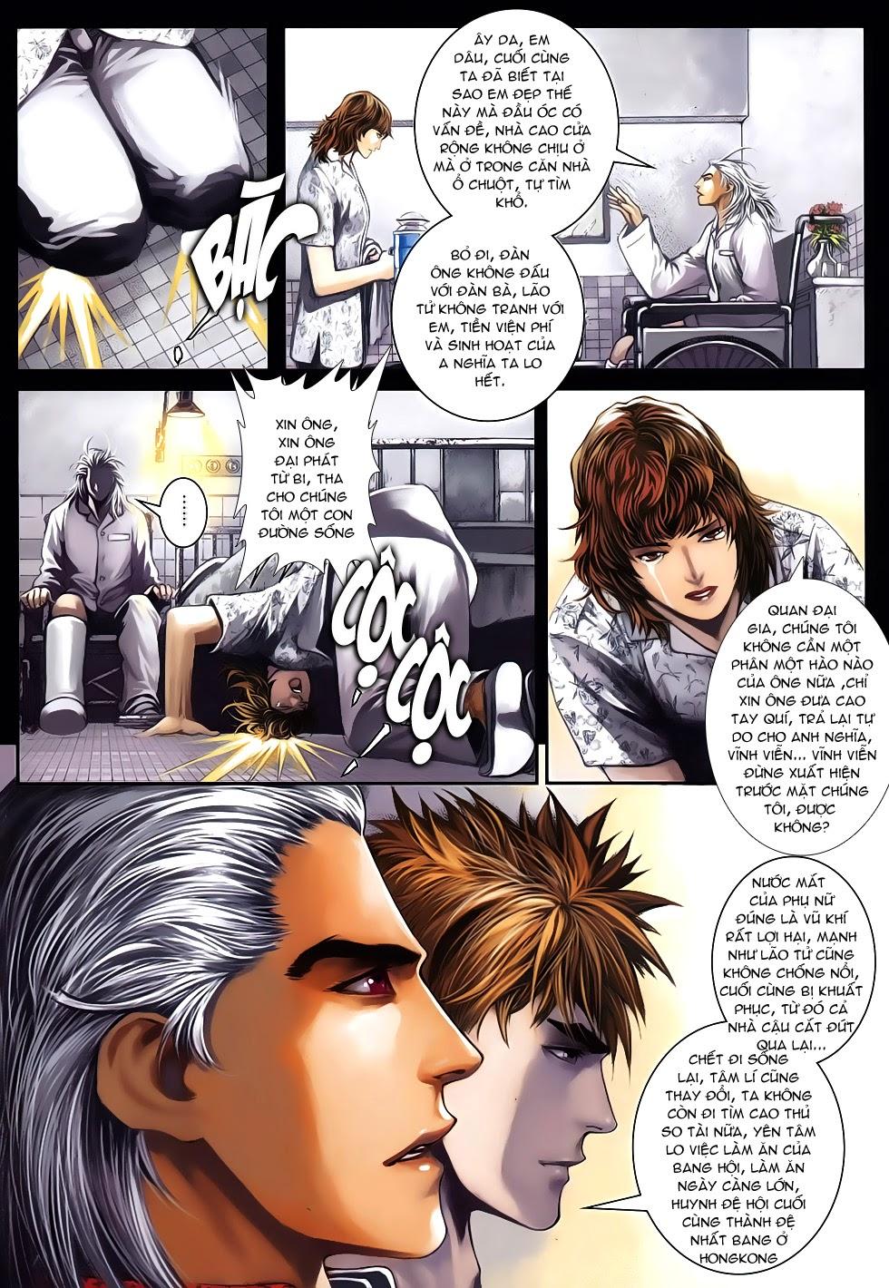 Quyền Đạo chapter 12 - end trang 4