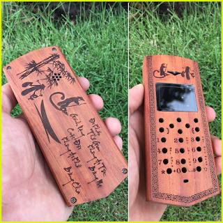 vỏ gỗ điện thoại giá rẻ