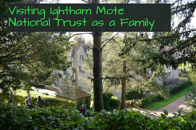 Ightham Mote header