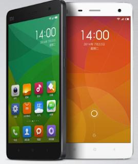 Cara Flash Xiaomi Mi 4 3G Atau 4G Dengan Cepat Dan Mudah