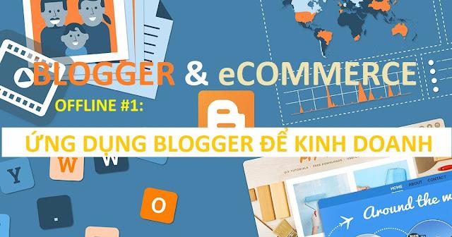 BLOGGER & eCommerce