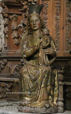 Virgen de la Cabeza Salamanca