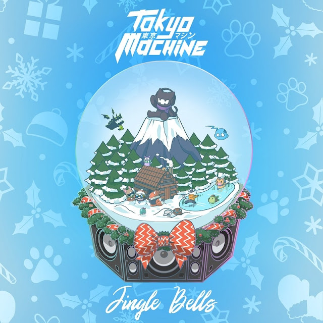 Tokyo Machine Brings Holiday Joy With 'Jingle Bells'