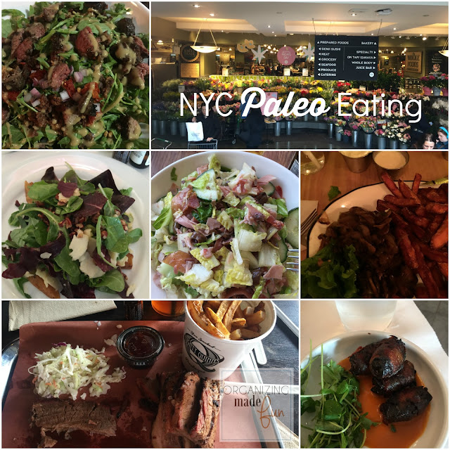 NYC Paleo eating