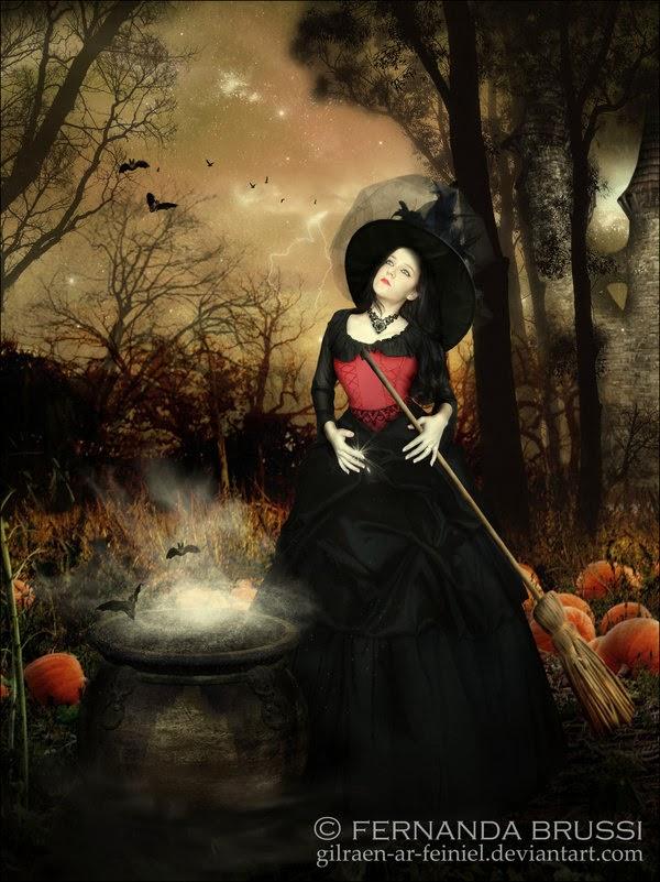 como witch (bruja), ghost (fantasma), skeleton (esqueleto), zombie, vampire (vampiro), werewolf (hombre lobo) o mummy (momia).
