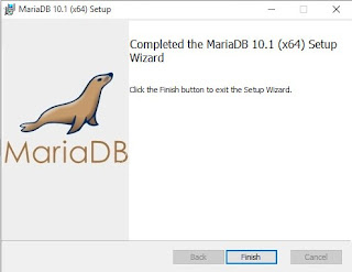 Installing MariaDB on Windows Session 10