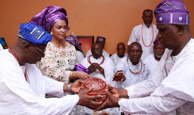 benin elders return wuraola bride price