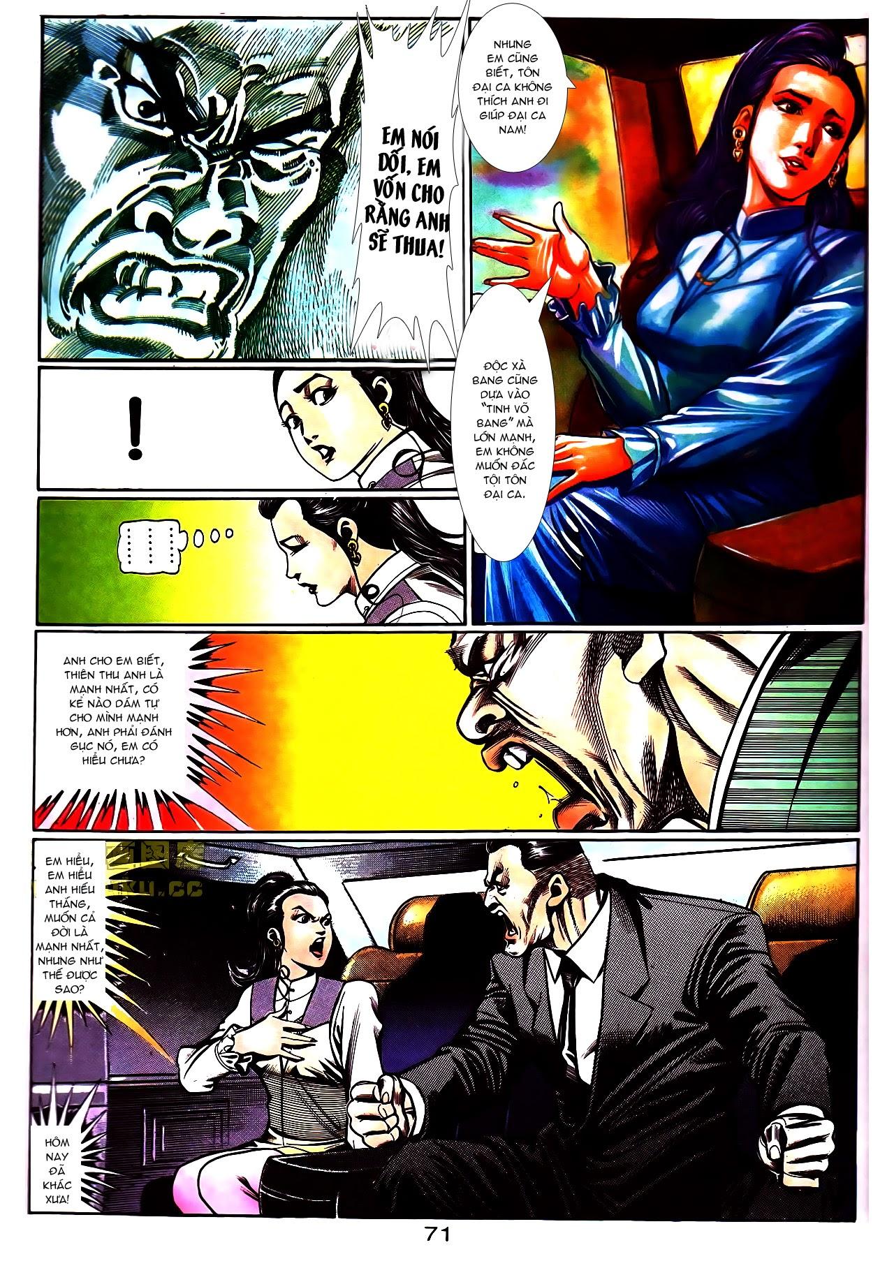 Người Trong Giang Hồ chapter 109: đại ca hùng phong trang 15