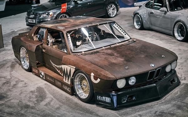 BMW 535i by Rusty Slammington