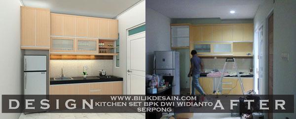 Kitchen Set Harga Jasa Tukang Kitchen Set Dan Furniture Murah