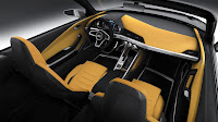 Audi Crosslane Coupe Concept interior 2
