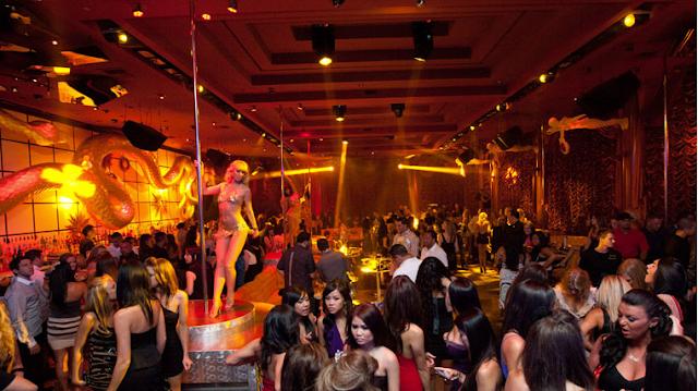 Balada Surrender em Las Vegas