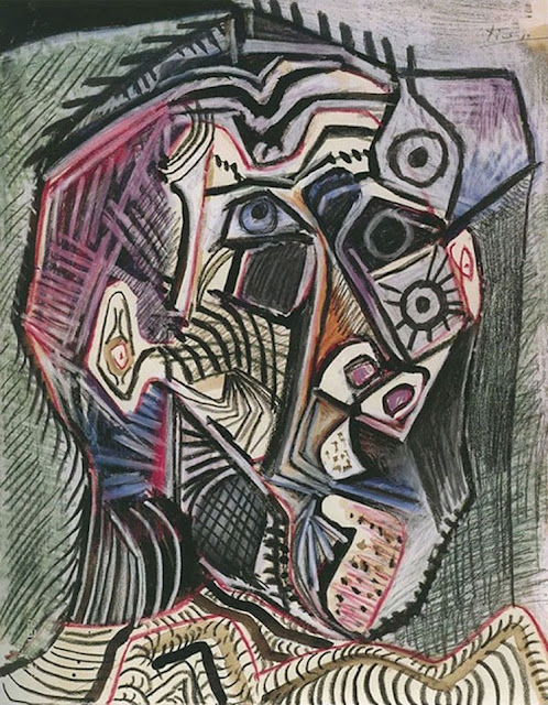 Pablo Picasso 90 thn 1