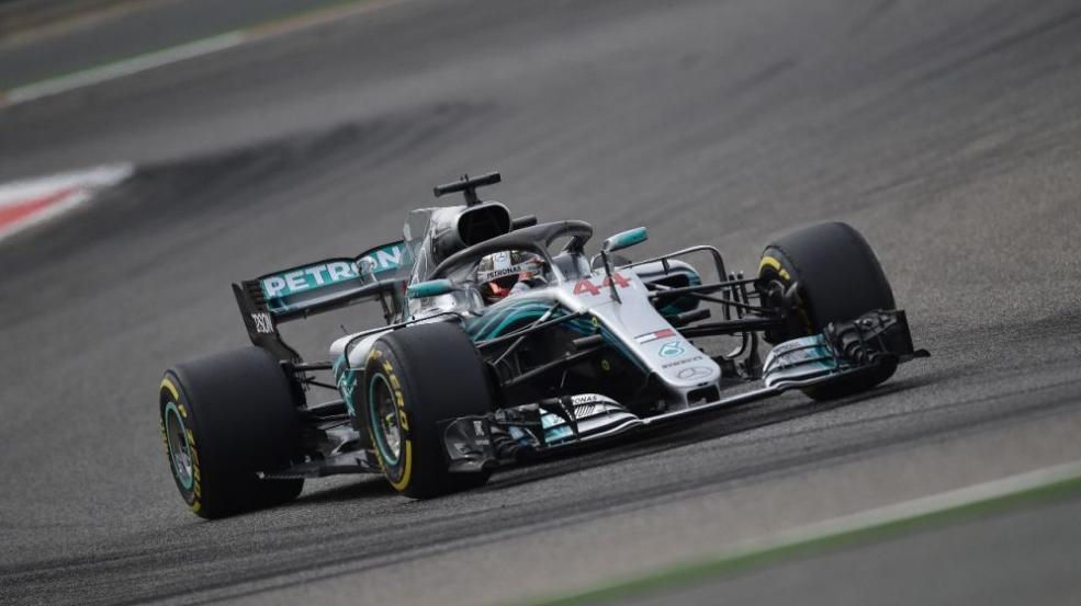 Gp del Bahrain, Ferrari al comando con Raikkonen