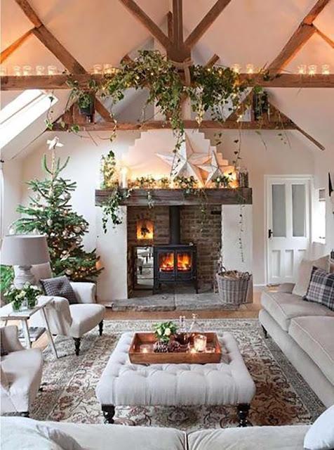 décoration noel cosy