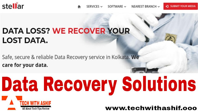 Data Loss from Raid And RecoverySolution, Tech with Ashif , www.techwithashif.ooo