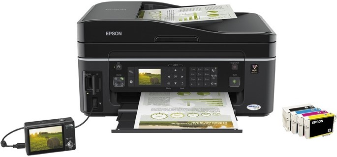 EPSON TÉLÉCHARGER CD STYLUS DX7450 INSTALLATION
