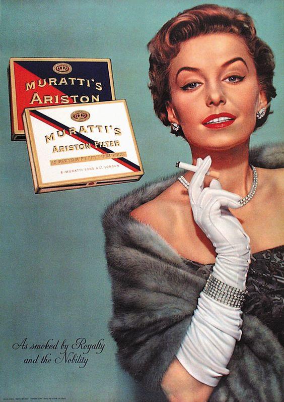 Что значит реклама табака на фото