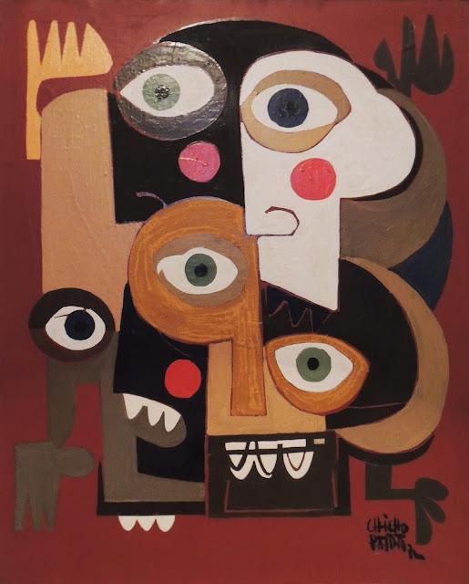 Antonio García Patiño arte moderno pintura al óleo figurativa