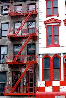 Fire Escape Scrape Amp Painting Brooklyn New York 917 254 0960