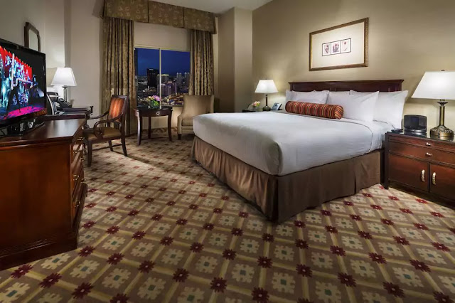 The Park MGM Las Vegas is a megaresort hotel and casino on the Las Vegas Strip in Paradise, Nevada, United States.