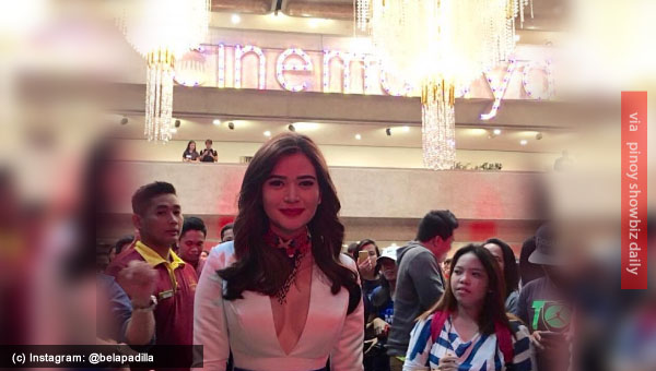 Bela Padilla recalls the first time she auditioned for Cinemalaya