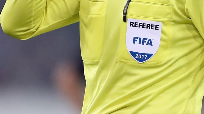 Match Officials for Confederations Cup Russia 2017