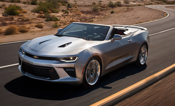 2017 Chevrolet Camaro V-6 1LE Review