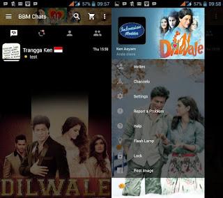 BBM Dilwale