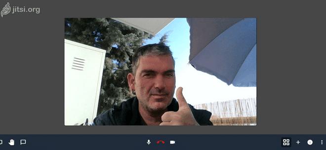 Jitsi - Κάντε βίντεο-κλήσεις άμεσα με πολλούς φίλους