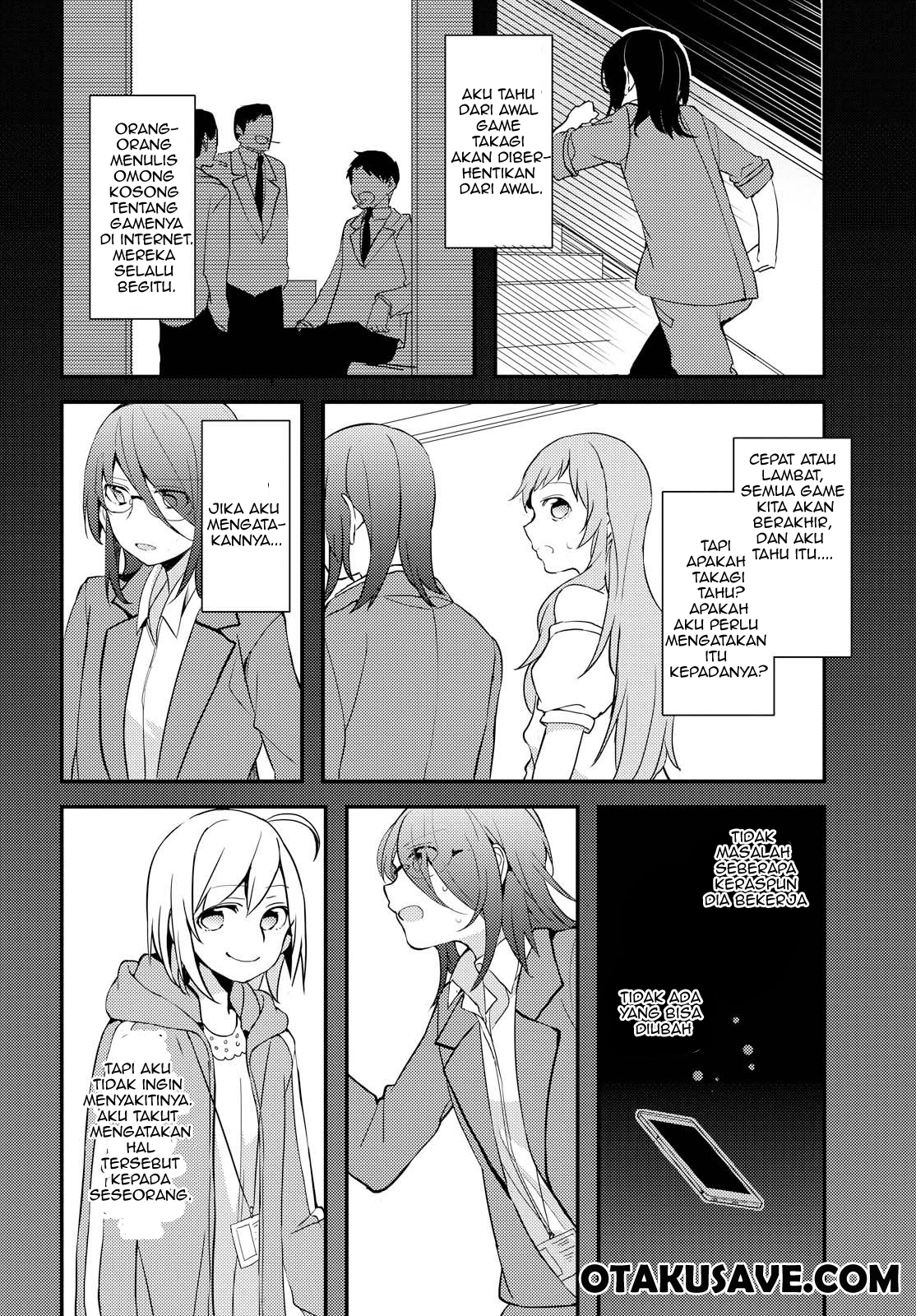 Baca Manga Now Loading Chapter 1 Bahasa Indonesia