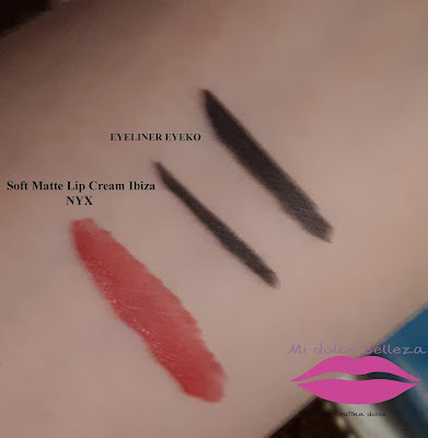 IPSY JULIO 2018 SWATCHES