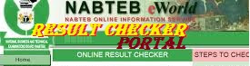 NABTEB Result Checker 2018/2019 | Check NABTEB Result Here