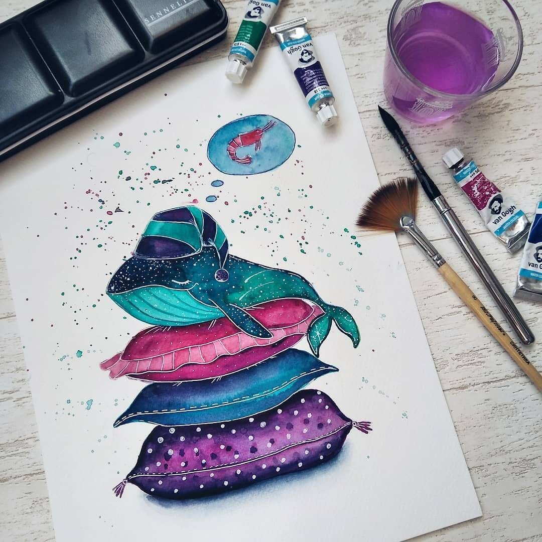 07-Dreaming-of-the-ocean-Katya-Goncharova-9-Whale-Paintings-and-1-Giraffe-www-designstack-co