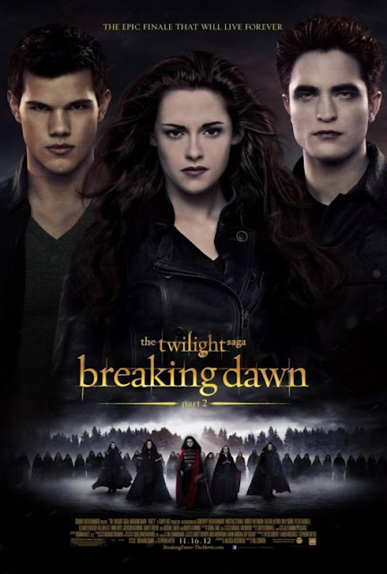 The Twilight Saga: Breaking Dawn - Part 2 2012