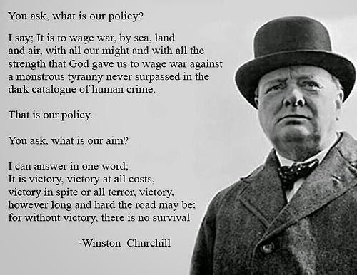 Picture Winston Churchill Quo: Die Vielfalt Des Islam