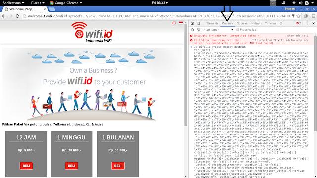 tutorial wifi id gratis terbaru