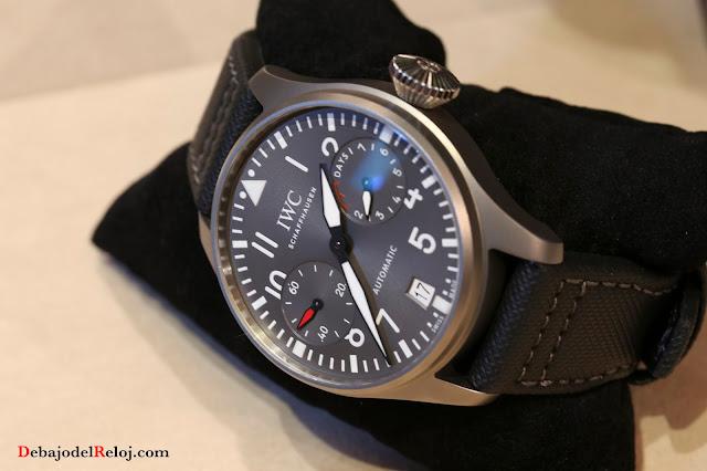 IWC Big Pilot Patrouille Suisse 1