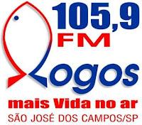 Rádio Logos FM 105.9 de São José dos Campos SP