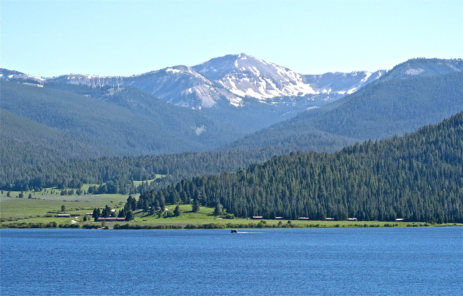 Quot Calgary Stampede Trip Quot Quot Hebgen Dam Amp Lake Quot