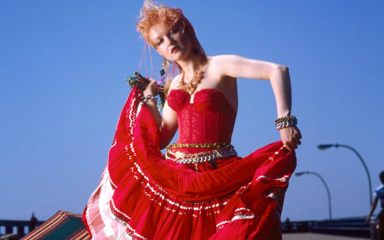cindy lauper girl just wanna have fun letra