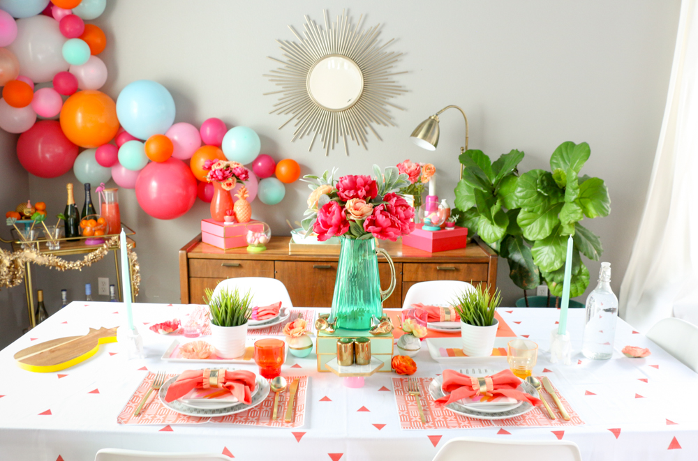 Style It - Mother's Day Brunch - A Kailo Chic Life
