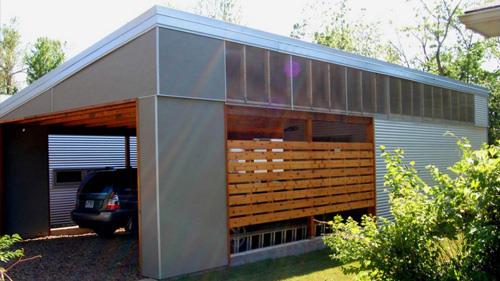 Tips Mendesain Carport Minimalis Dari Beton