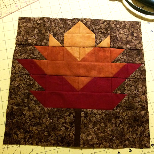Leaf Block Tutorial