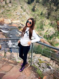 Bidya Sinha Saha Mim Stills Selfie On The Hill
