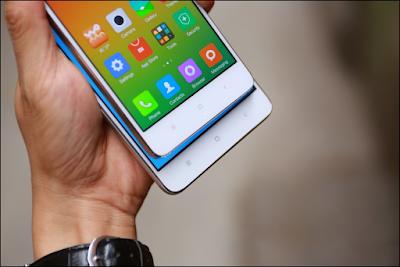 So sanh chi tiet dien thoai Xiaomi mi4 va xiaomi redmi note 3