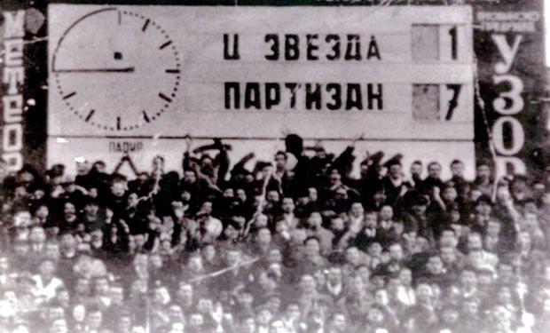 Na današnji dan Partizan je naneo najveći poraz Zvezdi u istoriji! (VIDEO)